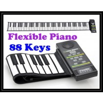 88 Keys Flexible Piano